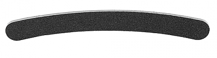 Nagelfeile 180/240 schwarz - Tools For Beauty Nail File Banana Black — Bild N1