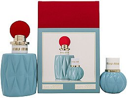 Düfte, Parfümerie und Kosmetik Miu Miu Miu Miu - Duftset (Eau de Parfum 100ml + Eau de Parfum 20ml)