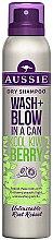 Düfte, Parfümerie und Kosmetik Trockenes Shampoo - Aussie Wash + Blow Kool Kiwi Berry Dry Shampoo