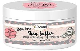 Düfte, Parfümerie und Kosmetik Sheabutter für Körper - Nacomi Natural Shea Butter