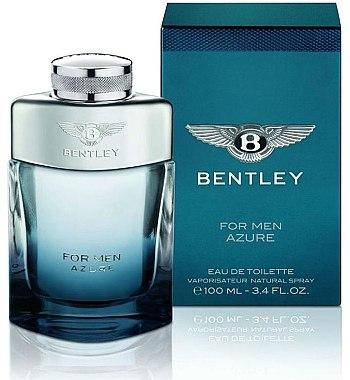 Bentley Bentley For Men Azure - Eau de Toilette — Bild N1