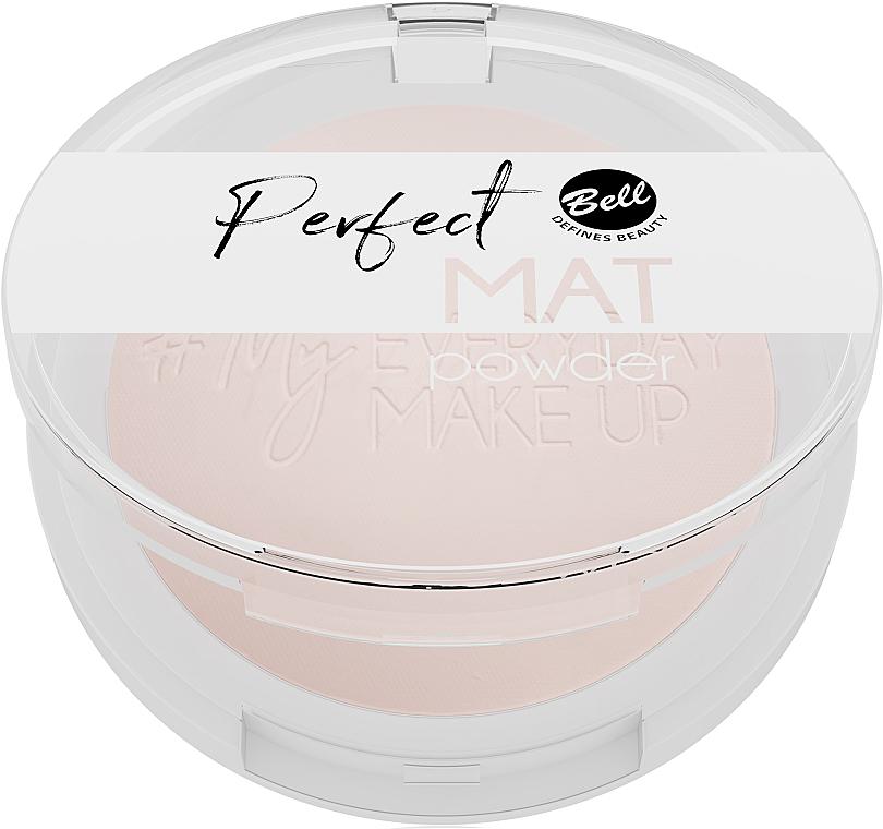 Mattierender Gesichtspuder - Bell Perfect Mat Powder — Bild N1