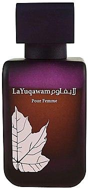 Rasasi La Yuqawam Femme - Eau de Parfum — Bild N1