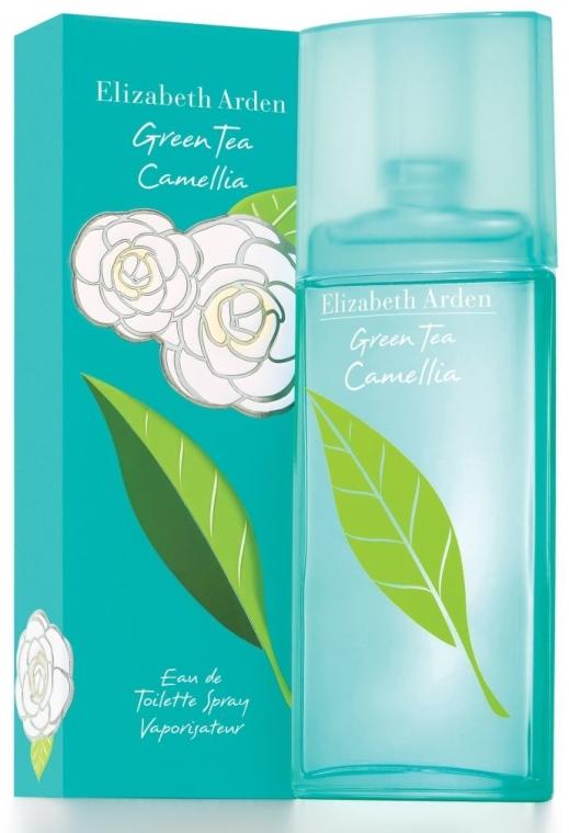 Elizabeth Arden Green Tea Camellia - Eau de Toilette  — Bild N1