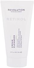 Düfte, Parfümerie und Kosmetik Pflegende Gesichtsreinigungscreme mit Hagebuttenöl und Echinacea - Revolution Skincare Retinol Cleansing Cream