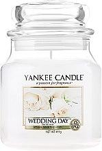 Düfte, Parfümerie und Kosmetik Duftkerze im Glas Wedding Day - Yankee Candle Wedding Day Jar