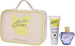Düfte, Parfümerie und Kosmetik Lolita Lempicka Mon Premier Parfum 2017 - Duftset (Eau de Parfum 50ml + Körperlotion 75ml)