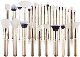 Düfte, Parfümerie und Kosmetik Make-up Pinselset T400 30 St. - Jessup
