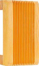 Düfte, Parfümerie und Kosmetik Seifenschale aus Holz Natural hellbraun - Organique