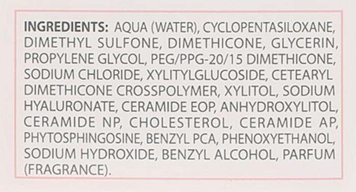 Feuchtigkeitsspendendes Gesichtscreme-Gel für empflindliche und leicht reizbare Haut - Synchroline Sensicure Creme Gel — Bild N4
