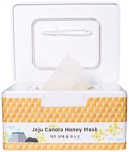 Düfte, Parfümerie und Kosmetik Gesichtsmaske mit Honig - Purenskin Jeju Canola Honey Mask