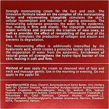 Intensiv feuchtigkeitsspendende Gesichtscreme mit Tripeptiden - Ava Laboratorium Revival — Bild N3
