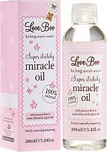Ätherisches Öl gegen Schwangerschaftsstreifen - Love Boo Mummy Miracle Oil — Bild N1