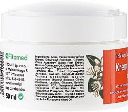 Feuchtigkeitsspendende Gesichtscreme für fettige und Mischhaut - Fitomed Moisturizing Classic Cream — Bild N2