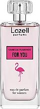 Düfte, Parfümerie und Kosmetik Lazell Camellia Flamenco For You - Eau de Parfum