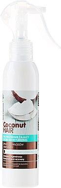 Regenerierendes Schutzspray für trockenes und sprödes Haar mit Kokosnuss - Dr. Sante Coconut Hair — Bild N1