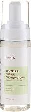 Düfte, Parfümerie und Kosmetik Reinigungsschaum für das Gesicht mit Indischem Wassernabel - IUNIK Centella Bubble Cleansing Foam