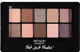 Düfte, Parfümerie und Kosmetik Lidschatten-Palette - Revlon ColorStay Not Just Nudes Shadow Palette