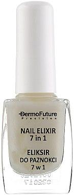 7in1 Nagelpflege - Dermofuture Precision Nail Elixir 7in1 — Bild N3