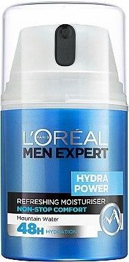 Erfrischendes Gesichtsgel für Männer - L'Oreal Paris Men Expert Hydra Power — Bild N1