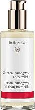 Düfte, Parfümerie und Kosmetik Vitalisierende Körpermilch mit Zitronen und Lemongrass - Dr. Hauschka Lemon Lemongrass Vitalising Body Milk