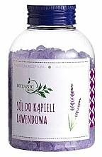 Düfte, Parfümerie und Kosmetik Badesalz Lavendel - Botanic Farm