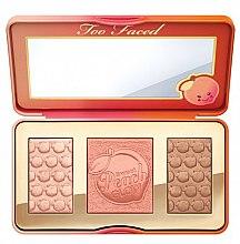 Düfte, Parfümerie und Kosmetik Konturierpalette für das Gesicht - Too Faced Sweet Peach Glow Kit
