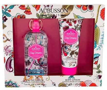 Aubusson Day Dreams - Duftset (Eau de Parfum 100ml + Körperlotion 100ml) — Bild N1