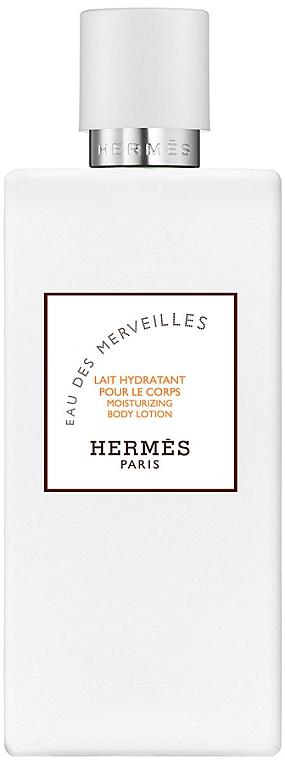 Hermes Eau des Merveilles - Körperlotion — Bild N1
