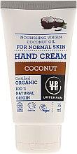 Düfte, Parfümerie und Kosmetik Handcreme mit Kokos - Urtekram Hand Cream Coconut
