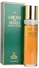 Düfte, Parfümerie und Kosmetik Elizabeth Taylor Diamonds&Emeralds - Eau de Toilette