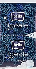 Düfte, Parfümerie und Kosmetik Damenbinden Ideale Ultra Regular StayDrai 20 St. - Bella
