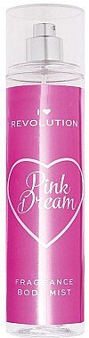 Parfümierter Körpernebel - I Heart Revolution Pink Dream Body Mist — Bild N1