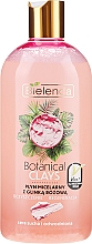 Düfte, Parfümerie und Kosmetik Mizellenwasser mit rosa Tonerde - Bielenda Clays