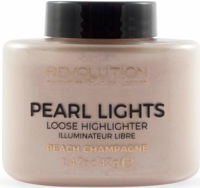 Loser Highlighter - Makeup Revolution Pearl Lights Loose Highlighter — Bild N1