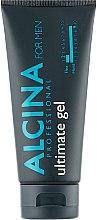 Düfte, Parfümerie und Kosmetik Haargel Ultimativer und dauerhafter Halt für Männer - Alcina For Men Hair Styling Ultimate Gel