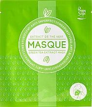 Düfte, Parfümerie und Kosmetik Reinigende Tuchmaske gegen Hautunreinheiten - Peggy Sage Anti-blemish Purifying Mask