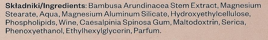 Loser Bambuspuder mit Seidenprotein und Weinextrakt - Paese Bamboo Powder With Silk And Frozen Wine Extract — Bild N5