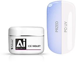 Düfte, Parfümerie und Kosmetik Einphasiges Aufbau-Nagelgel - Silcare Affinity Gel