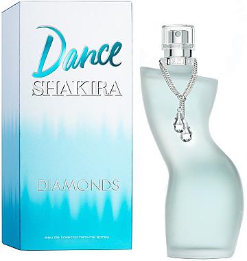 Shakira Dance Diamonds - Eau de Toilette — Bild N1