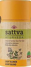 Düfte, Parfümerie und Kosmetik Henna-Haarfarbe - Sattva Ayuvrveda