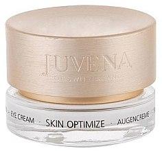 Düfte, Parfümerie und Kosmetik Augencreme für empfindliche Haut - Juvena Skin Optimize Eye Cream Sensitive (Tester)
