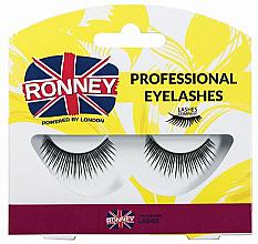 Düfte, Parfümerie und Kosmetik Künstliche Wimpern - Ronney Professional Eyelashes RL00022