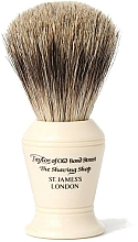 Düfte, Parfümerie und Kosmetik Rasierpinsel P374 Größe S - Taylor of Old Bond Street Shaving Brush Pure Badger size S
