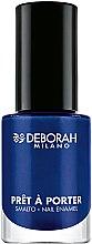 Düfte, Parfümerie und Kosmetik Nagellack - Deborah Milano Pret A Porter Nail Enamel