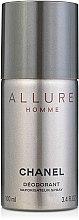Düfte, Parfümerie und Kosmetik Chanel Allure Homme - Deospray