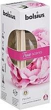 Düfte, Parfümerie und Kosmetik Raumerfrischer Pfingstrose - Bolsius Fragrance Diffuser True Scents