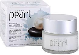 Düfte, Parfümerie und Kosmetik Anti-Falten Tagescreme - Diet Esthetic Micro Pearl Day Face Cream SPF 15