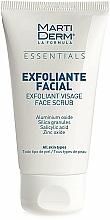 Düfte, Parfümerie und Kosmetik Gesichtspeeling für alle Hauttypen - MartiDerm Essentials Exfoliating Facial Scrub