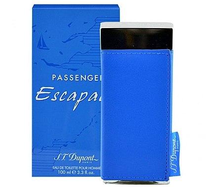 Dupont Passenger Escapade Men - Eau de Toilette — Bild N1